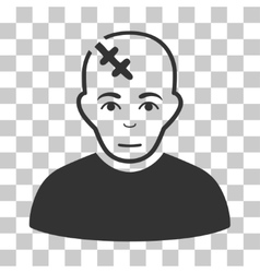 Head Hurt Icon vector