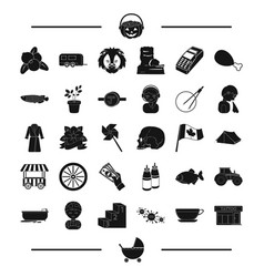 Animal tool equipment and other web icon in vector