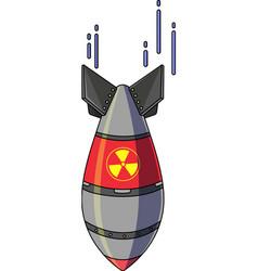 Nuclear warhead vector