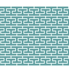 Seamless geometric pattern vector image