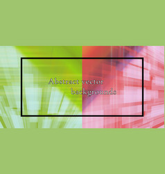 set of abstract background for design vector image