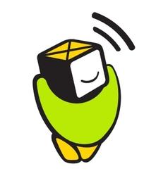 Sensor logo vector