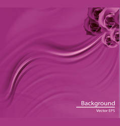 Abstract background luxury cloth vector