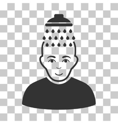 Head Shower Icon vector