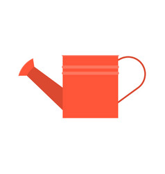 watering can icon vector image