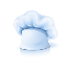 chef cooking cap vector image