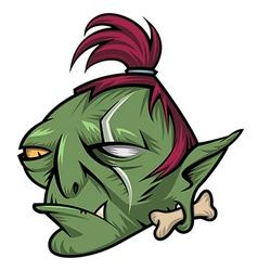 goblin vector image