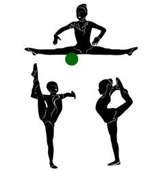 Gymnastics 1 vector