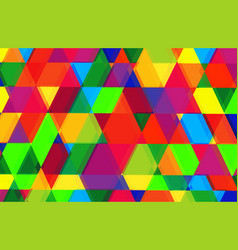pattern of geometric shapestexture vector image
