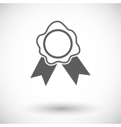 Seal icon vector image