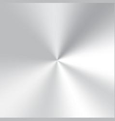 silver cone gradient vector image