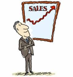 sales vector image vector image