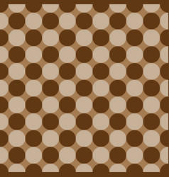 polka dot geometric seamless pattern 402 vector image