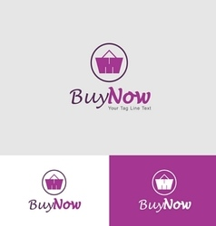 Logo shop vector