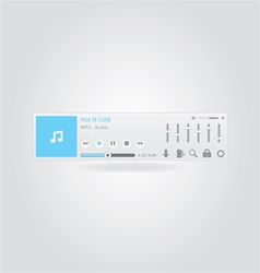 Music Player 2 vector