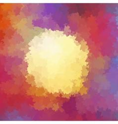 Colorful autumn background plus EPS10 vector image