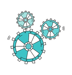 A working clockwork vector