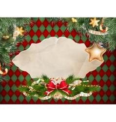Christmas Bells EPS 10 vector image vector image