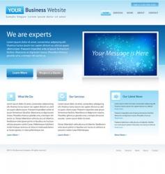 business website vector image vector image