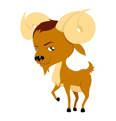 Aries Zodiac vector image