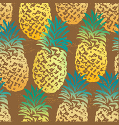 ink hand drawn seamless pattern with vector image
