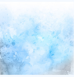 grunge watercolour background vector image