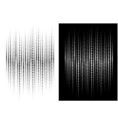 halftone gradient circle dots texture background vector image