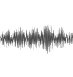 Seismic waves vector