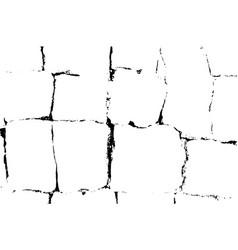 brick texture grunge stone packground vector image