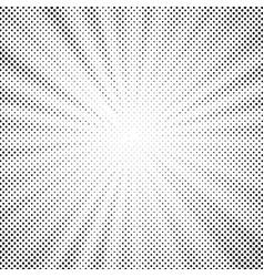 Halftone background vector