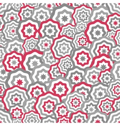Abstract seamless background pattern vector image vector image