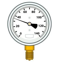 Manometer vector