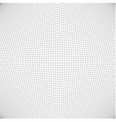 Abstract line grid pattern background design vector