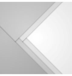 Grey art corporate background vector