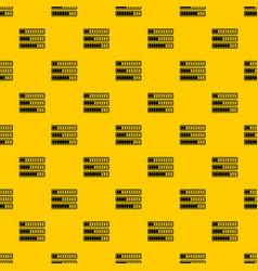 sign horizontal columns download online pattern vector image