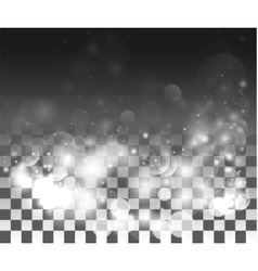 special effects on a transparent background vector image vector image