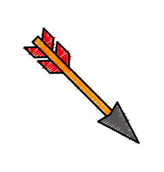 Arrow icon image vector