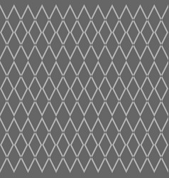 Tile black and grey pattern vector