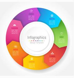 Infographic design elements for your business vector