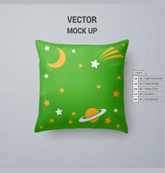Pillow vector