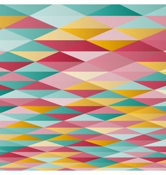 Abstract background triangles white vector