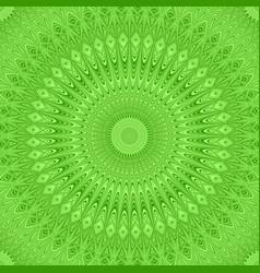 Abstract bohemian mandala star fractal background vector