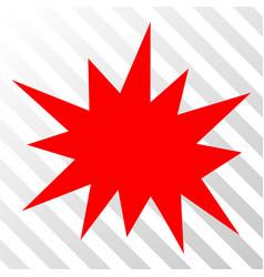 Bang eps icon vector