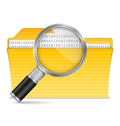 Search File vector