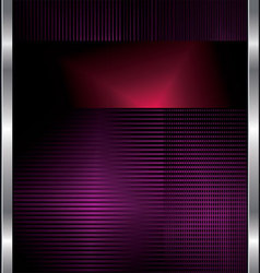 abstract purple background vector image vector image
