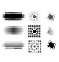 9 Circular Fades 4 vector