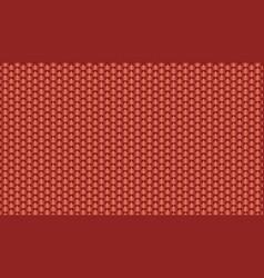 brushed metal aluminum red glow flake texture vector image