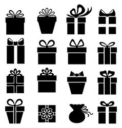 Gift set2 vector