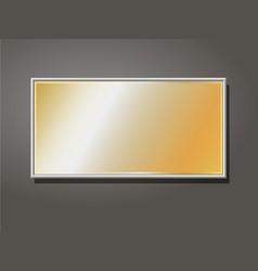 door plate 002 02 vector image