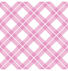 Checkered lines design pattern vector